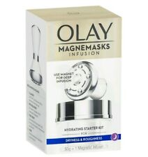 Olay magnemasks infusion hydrating starter kit for dryness & roughness