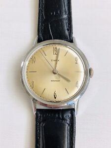 Vintage 1967 Timex Marlin Manual Wind Watch.