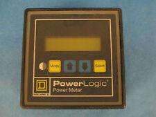 Square D PowerLogic Power Meter Display 3020 PDM-32  Used