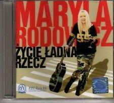 (CR75) Maryla Rodowicz, Zycie ladna rzecz - 2002 CD