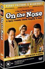 On The Nose (DVD, 2002)*R4*Dan Aykroyd*Robbie Coltrane*