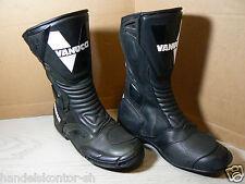 Vanucci RV1 Motorrad Sport Stiefel Boots Gr. 45 Echtleder Sympatex Rennsport