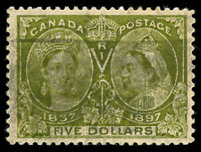 momen: Canada Stamps Jubilee #65 Used VF