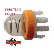 STIHL TS410  TS420 SPARE PARTS PRIMER BUBBLE BULB PUMP NON OEM