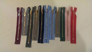 Reißverschluss YKK und PRYM verschiedene Farben und Größen 12-20cm