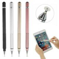 1PC STYLUS CAPACITIVE PEN FOR IPHONE IPAD TABLET SAMSUNG HTC MOBILE