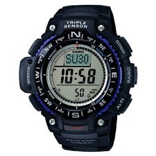 Casio SGW-1000-1AER Mens Core Black Compass-Altimeter-Barometer Watch RRP £160
