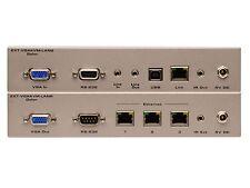 Gefen EXT-VGAKVM-LANTX VGA/USB/analog audio/RS-232/IR Extender (Transmitter)