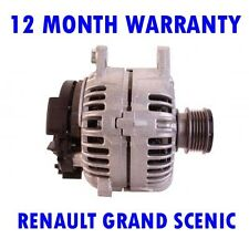 RENAULT GRAND SCENIC MK2 MK II 1.5 1.6 1.9 MPV 2004 2005 - 2015 RMFD ALTERNATOR