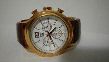 Men's ESQ Movado Chronograph Watch Rose Gold ES.01.1.34.5481