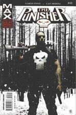 The Punisher #45 MAX, Garth Ennis Story, Near Mint 9.4, 1st Print, 2007
