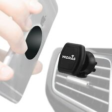 Air Vent Car Mount Magnetic Cell Phone Holder Universal Cradle 360°, Widras