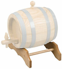 Träger Halterung Gestell Bock für Eichenfass Weinfass Holz - Fass 3 Liter