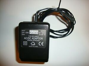 Psion PDA Power Supply Mains Adaptor for Series 5/5mx