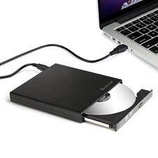 Externes DVD Combo Laufwerk USB 2.0 Tragbar Slim DVD Read CD-RW Notebook Brenner