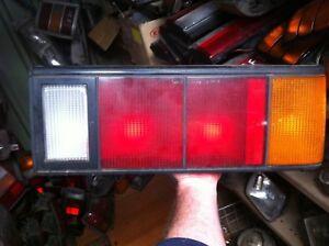 Datsun Nissan Bluebird series 1 2 3 TRX right hand tail light