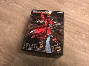 ZOIDS Y-K Limited - FIRE FOX - Mint In Box (MIB) - Unbuilt & Complete
