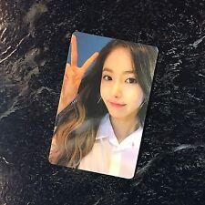 Gfriend SinB Official Photo Signature Card ☆ 4th Mini Album The Awakening 신비