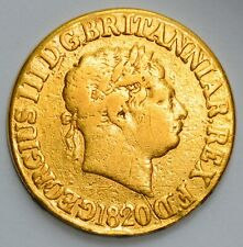 More details for 1820 king george iii gold sovereign