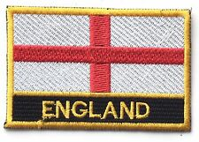 England  Embroidered Sew or Iron on Patch Badge