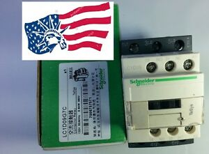 LC1D09G7C Schneider Contactor   With Coil 120VAC 50/60Hz