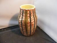 vintage art studio pottery vase