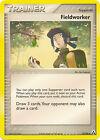 Fieldworker Uncommon Pokemon Card EX-Legend Maker 73/92