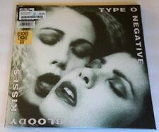 TYPE O NEGATIVE Bloody Kisses 2018 Black RSD NEW Sealed Unopened 3 Vinyl LP Set