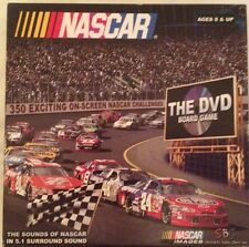 NASCAR THE DVD BOARD GAME 2005 complete excellent