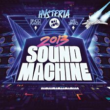 Onelove Sound Machine 2013 Mixed By Bingo Players and Will Sparks [CD]
