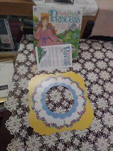 Replacement Game board For Pretty Pretty Princess Milton Bradley Board Game
