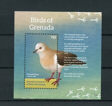 Grenadines Grenada 2015 MNH Birds of Grenada 1v S/S Grenada Dove