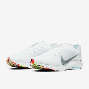Men's Nike Zoom Pegasus Turbo 2 AW Shoes -White Grey -Size 12 -BV7765 100 -NEW-