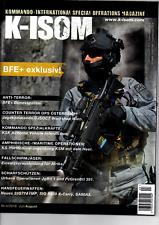K-ISOM 4/2018 Special Operations Kommando Spezialkräfte KSK Scharfschützen NEU