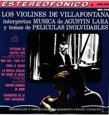 LOS VIOLINES DE VILLAFONTANA LP ROBERTO PEREZ VAZQUEZ