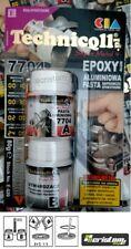 COLD WELD EPOXY ALUMINIUM EPOXY PASTE SUPER METAL Glue Repair Crankcase Engine
