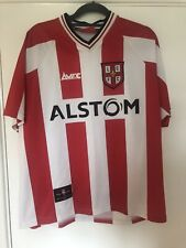 lincoln city football shirt 2000-2001