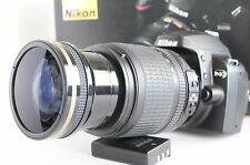 Ultra Wide Angle Macro Fisheye lens for Nikon d3300  d3200 & 18-55 AF-S 52MM New
