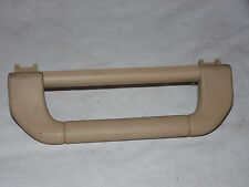 OEM 1995 BMW 740i Tan Front Driver's Side Overhead Courtesy Grab Assist Handle