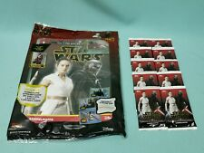 25 BOOSTER NUOVO /& OVP TOPPS Star Wars Rogue One-confezione starter