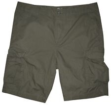 OLD NAVY ARMY GREEN DRAB MILITARY FATIGUE CARGO MENS SHORTS 38 39