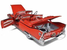 1960 PLYMOUTH FURY OPEN CONVERTIBLE VALIANT RED 1/18 BY SUNSTAR 5402