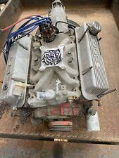 Holden 5L 308 QT engine with Turbo 400 HQ Monaro