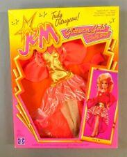Jem Glitter N Gold Fashionsfire & Ice 1986 Sealed Hasbro