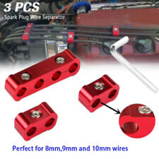 Car Spark Plug Electrical Wire Clamp Separator Line Ignition Cable Clip AutoFCA
