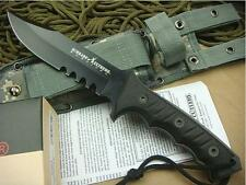 SCHRADE EXTREME SURVIVAL KNIFE hunting,camping general use