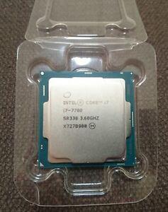Intel i7 7700 - perfect condition