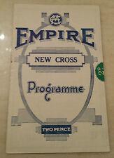 1935 Empire Theatre New Cross: PLAISIRS DE LA NUIT