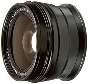 New FUJIFILM X100 wide conversion lens black WCL-X100B II 16534728 Camera
