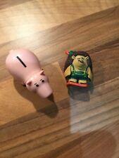 Toy STORY-Hamm e il signor prickepants MINI FIGURA-Disney